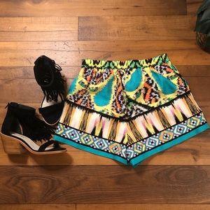 Giani Bini Colorful Shorts.
